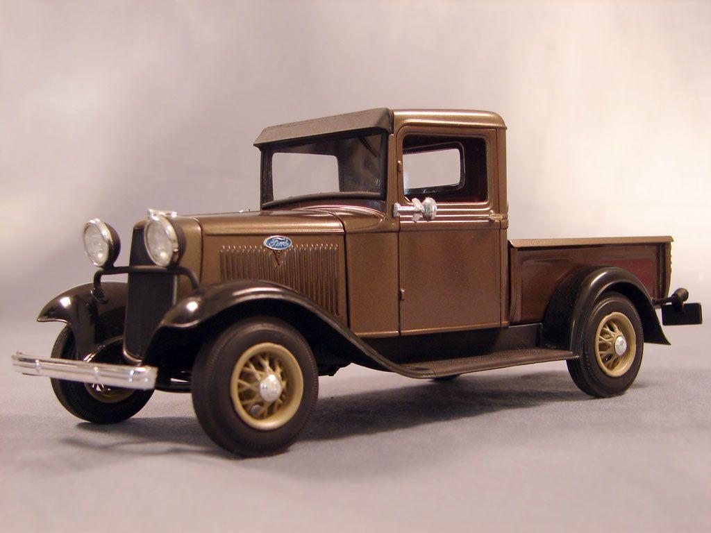 Ford Pickup | Ford Pickup 1934 | Trucks | Pinterest | Ford, Ford ...