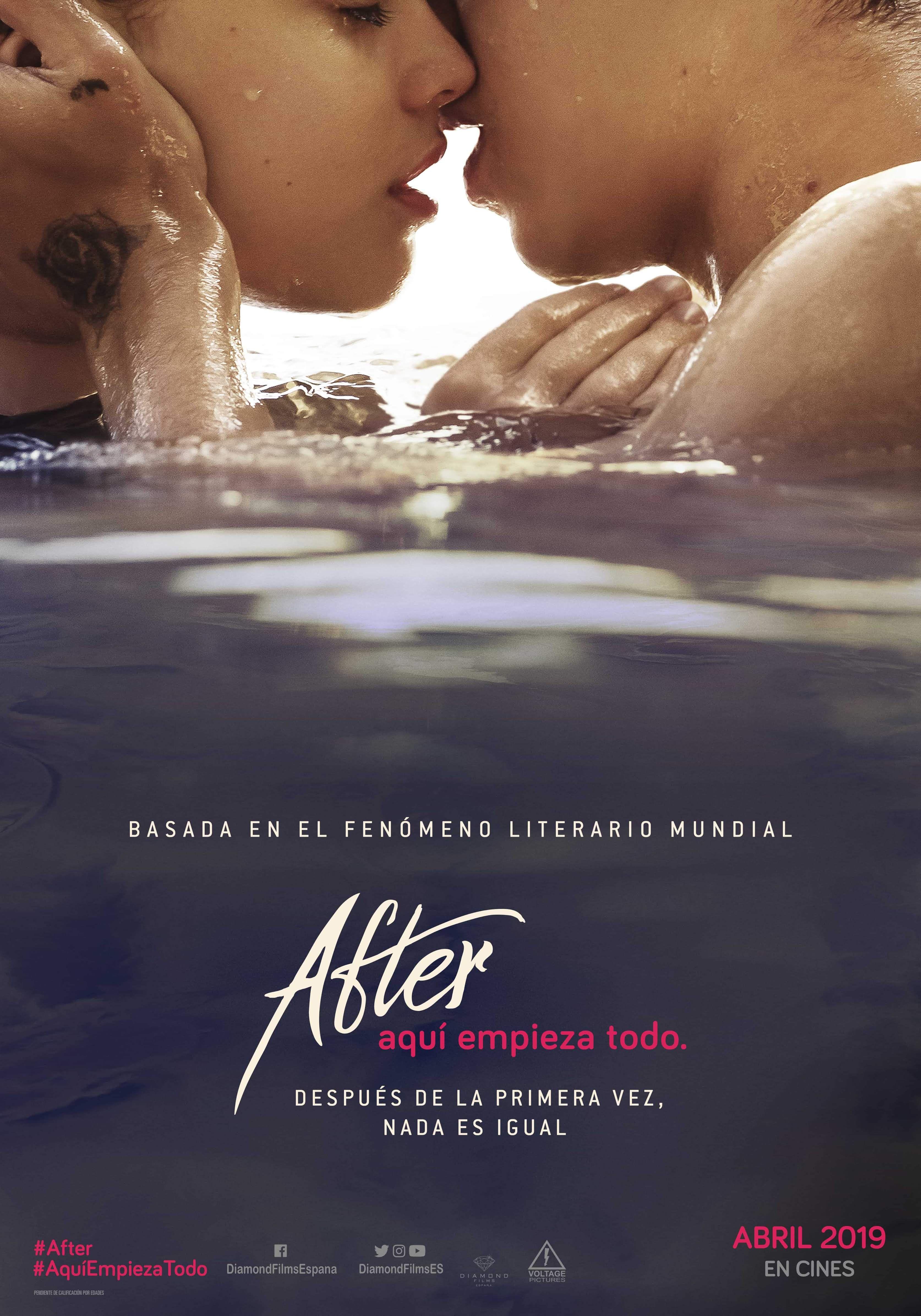 After Aqui Empieza Todo Peliculas Romanticas En Espanol Peliculas Completas Gratis Peliculas Completas