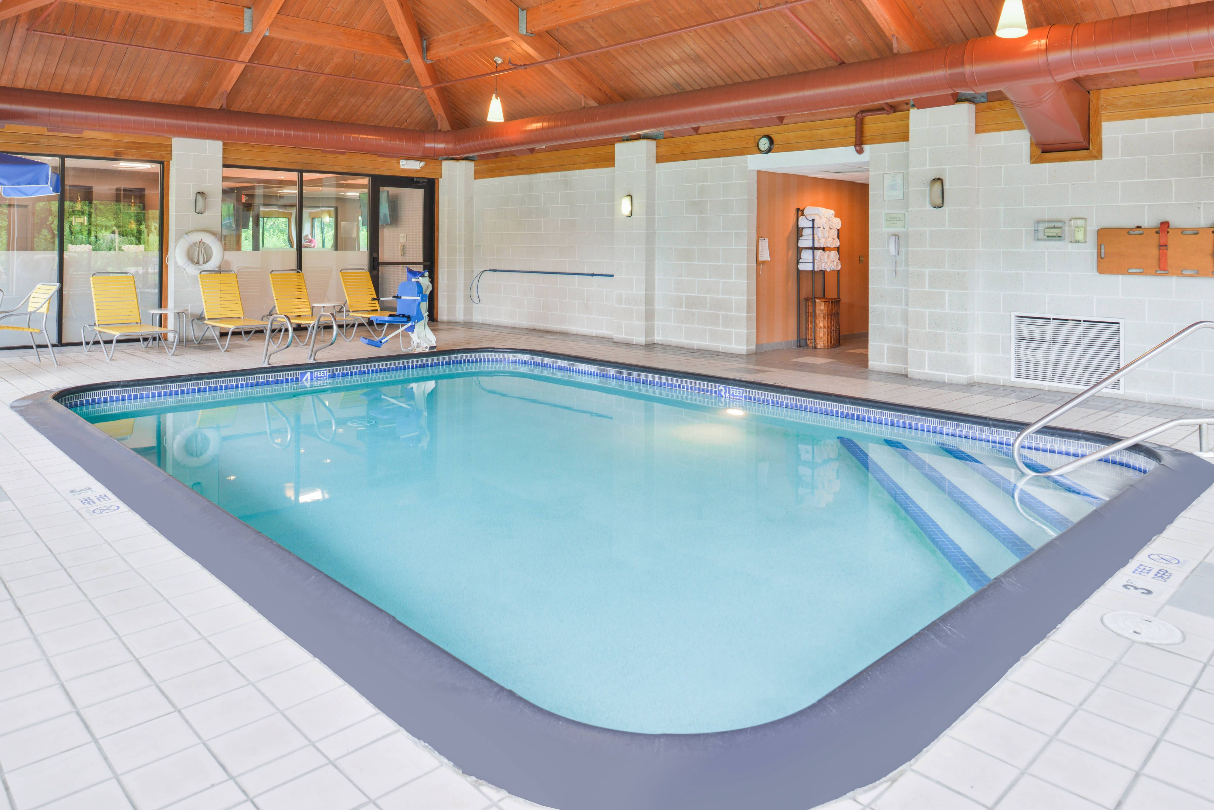 Fairfield Inn Corning Riverside Indoor Pool comfortable