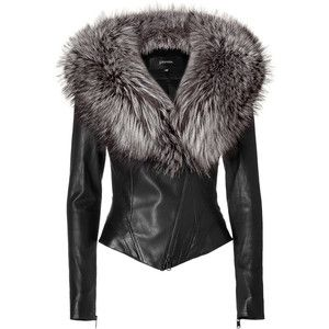Leather Jacket With Fur | Gommap Blog