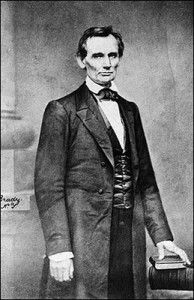 Lincoln's Spot Resolutions. #lincoln #mexicanwar