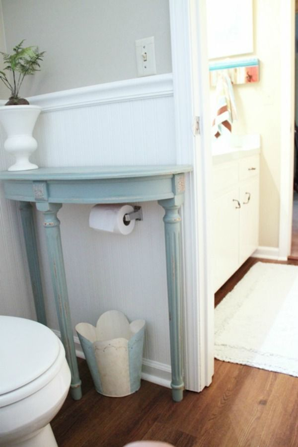 Bathroom Storage Solutions Small Space Hacks Tricks With