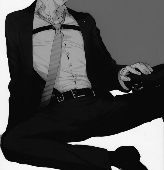 Men in suit... Eren Jaeger Shingeki no Kyojin (Attack on