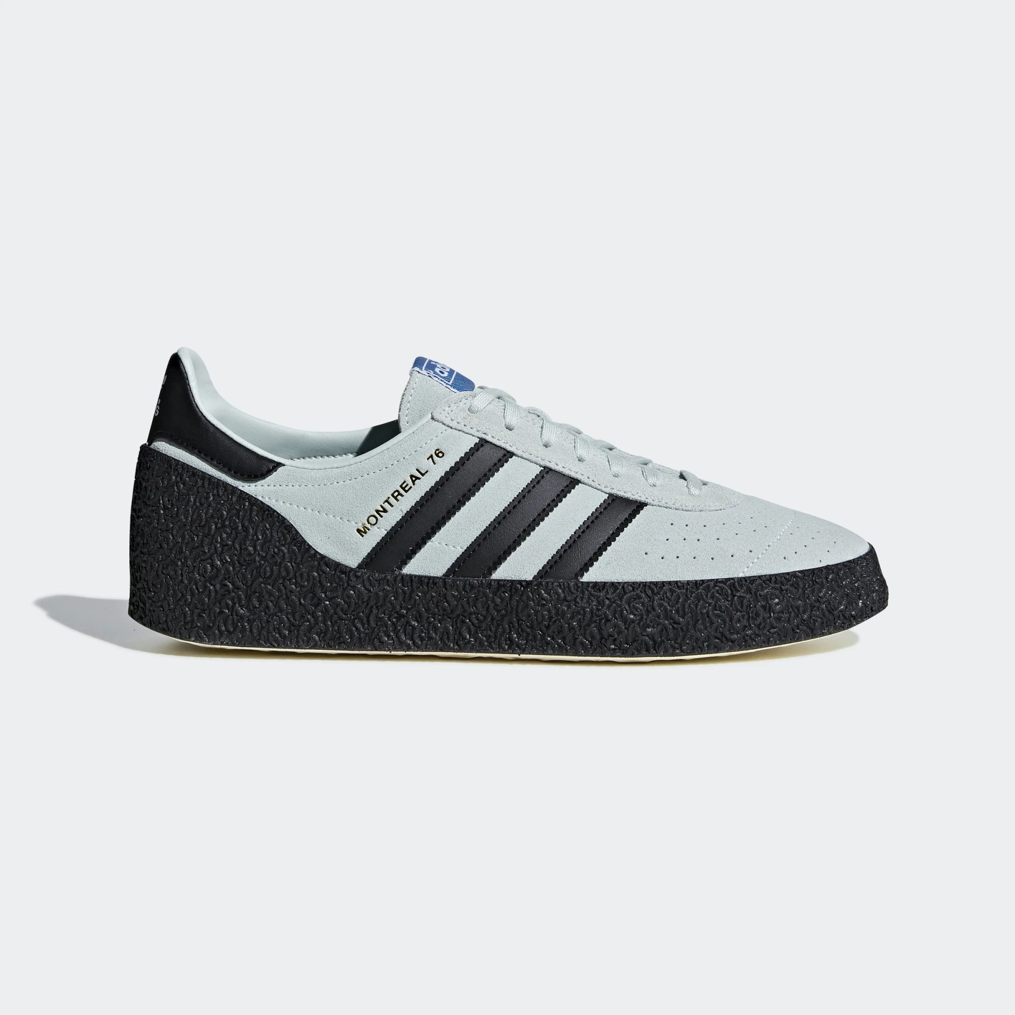 Adidas Montreal 76 Shoes - Vapour Green