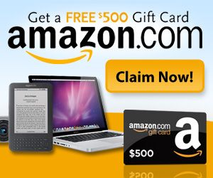free 500 amazon gift card free gift cards pinterest free gift