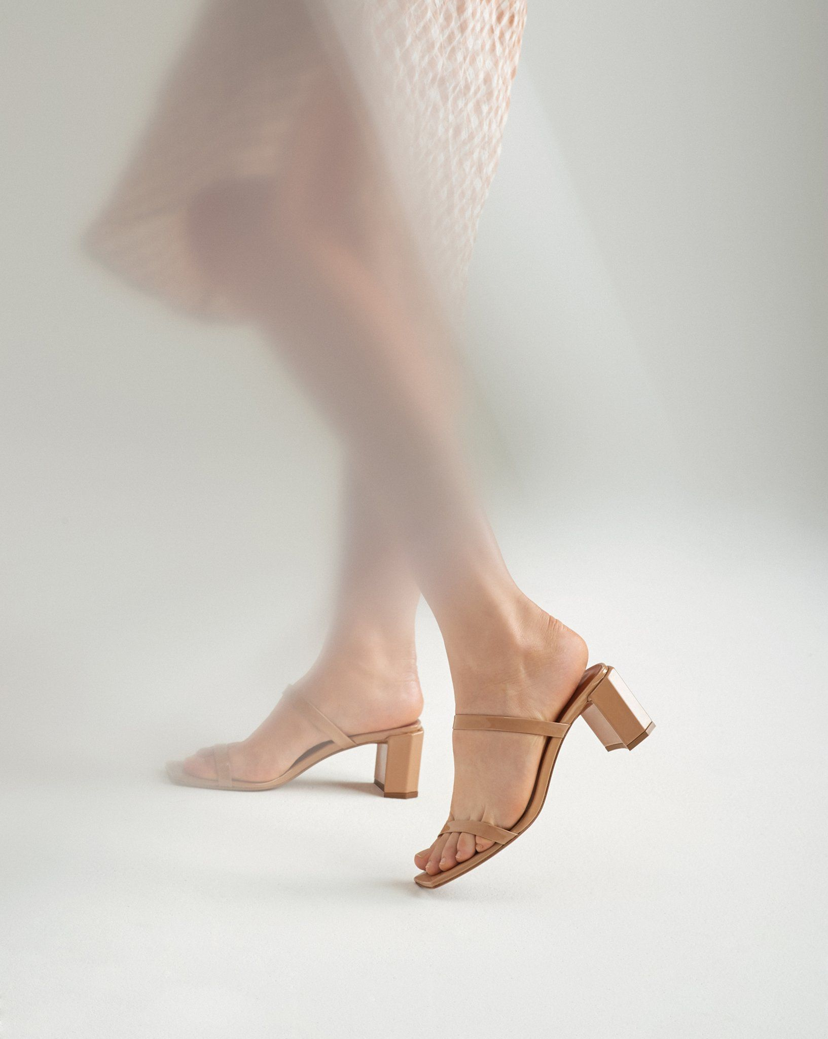 16b6e36c90a Tanya Nude Patent Leather | STYLE | Fashion, Patent leather, Leather