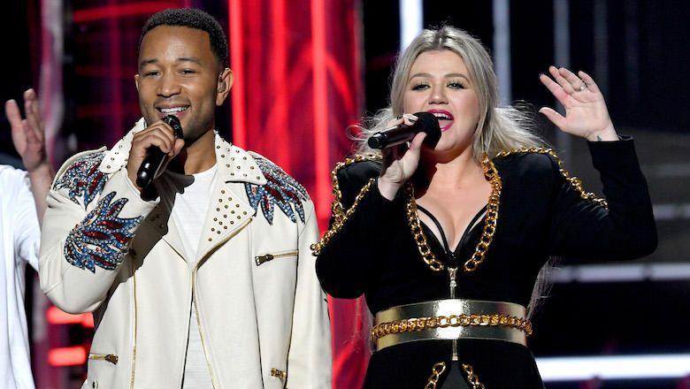 Hear John Legend & Kelly Clarkson's Updated 'Baby, It's Cold Outside' Cover | John legend, Kelly ...
