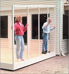 Sunporch sunrooms are easy to assemble do it yourself Do it yourself sunroom