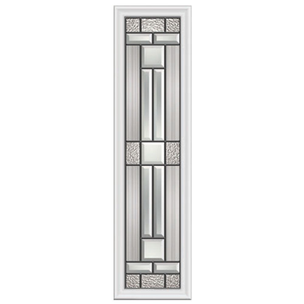 Cordova 08X36 Sidelight Patina Caming with HP Frame | Exterior Decor ...