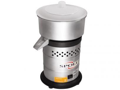 a6ed84690 Espremedor de Frutas Industrial Spolu SPL-005 - Elétrico Inox com as  melhores condições você encontra no Magazine Lfsvendas. Confira!