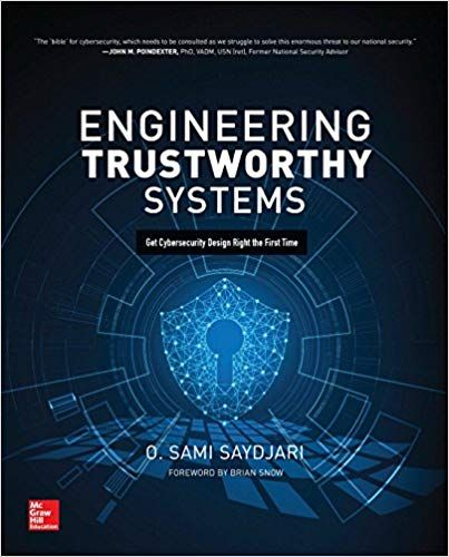 Pdf Download Engineering Trustworthy Systems Get Cybersecurity