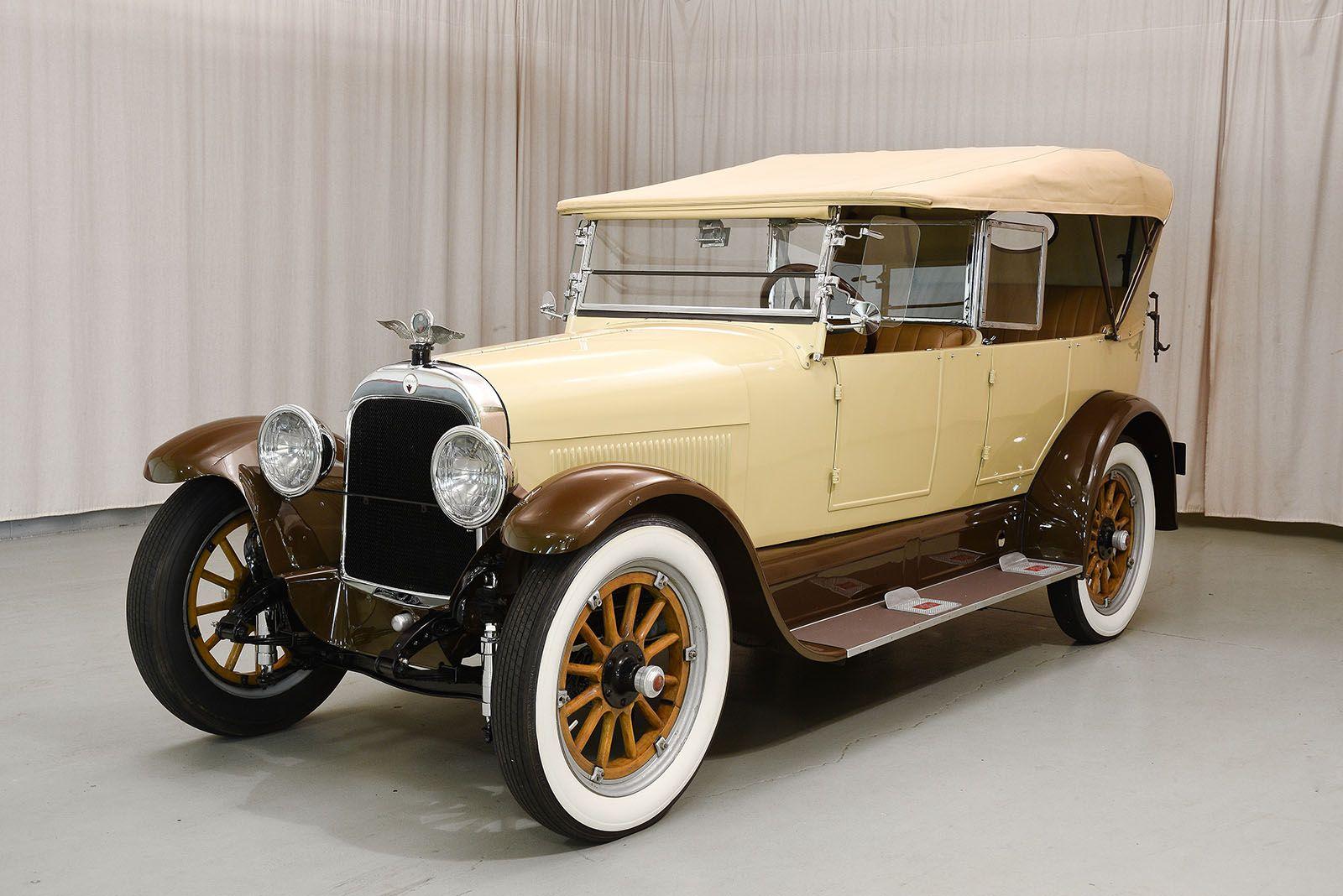 1919 Jordan Model F Touring - Hyman Ltd. Classic Cars | Jordan ...