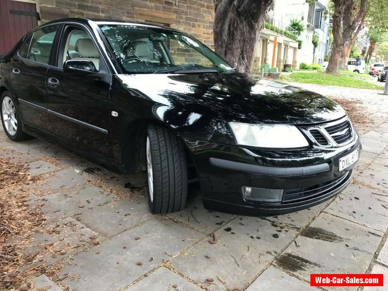 Car for Sale Saab 93 2.0 Turbo Vectra 2003 Jun NSW reg