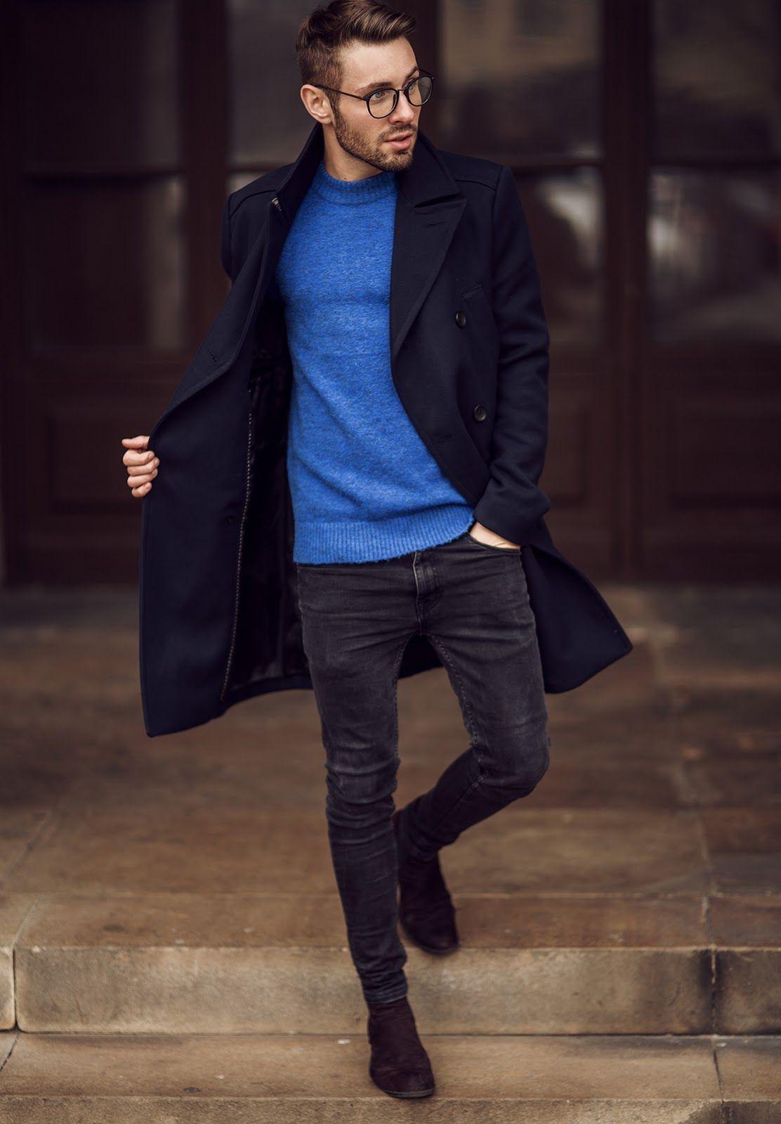 Dwurzędowy płaszcz | REBEL FASHION STYLE