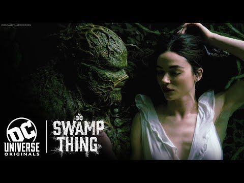 DC Universe | The Ultimate Membership | Swamp Thing Water Embrace - YouTube #swampthing