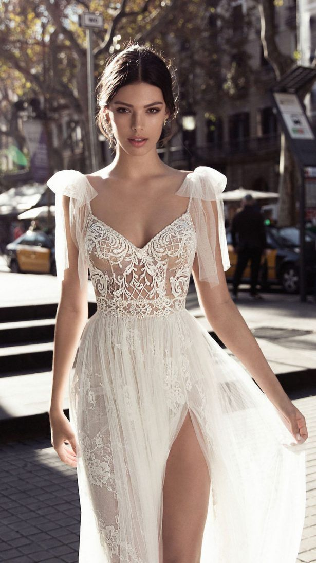 81eac0eab8d Gali Karten Wedding Dresses 2017 - Barcelona Bridal Collection ...