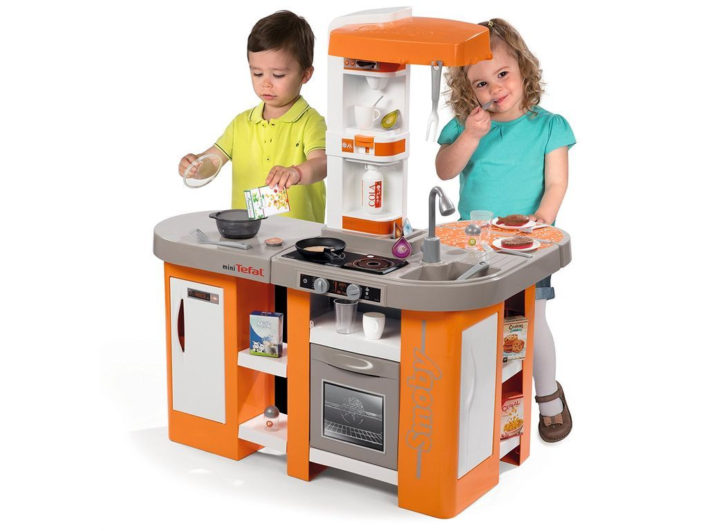 Smoby Küche Bubble кухня Smoby Tefal Studio - Bagno.site