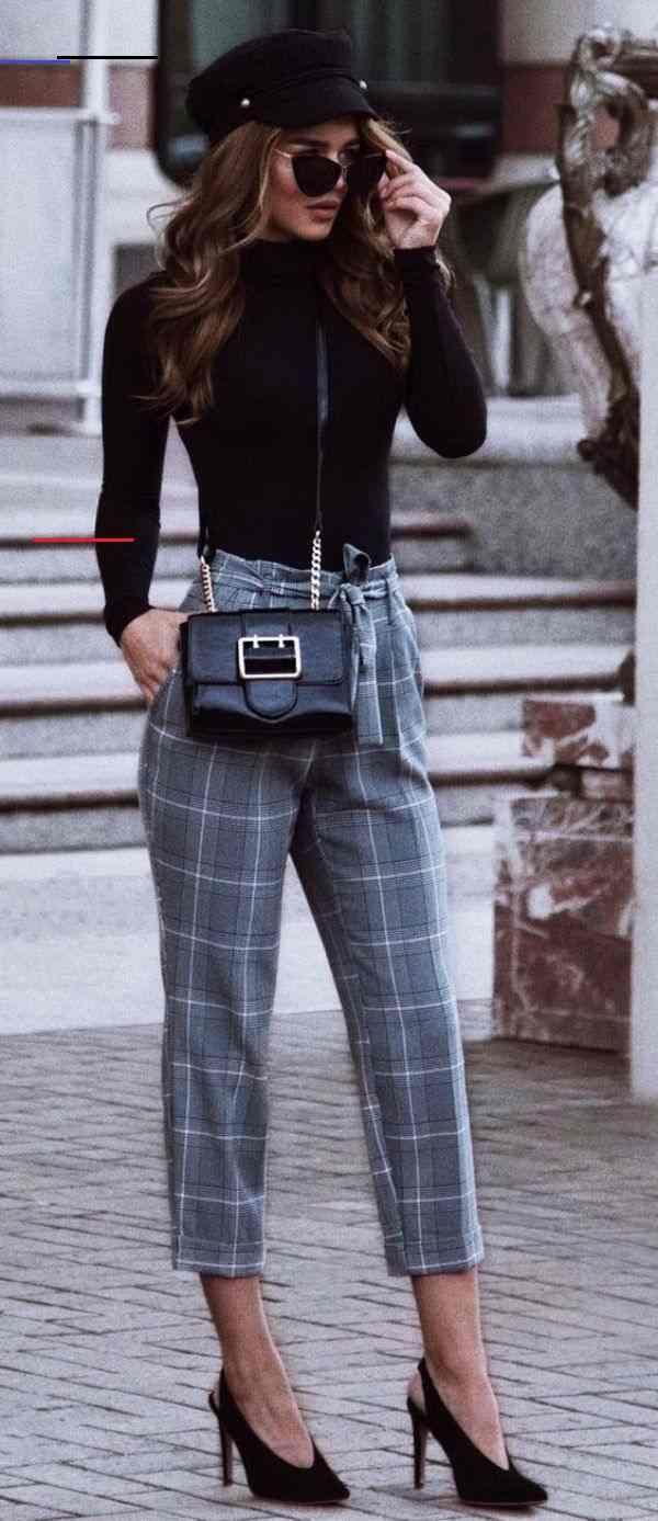 49 Winter Casual Work Outfits, in die Sie sich verlieben werden - fashion beauty 49 Winter Casual Wo...