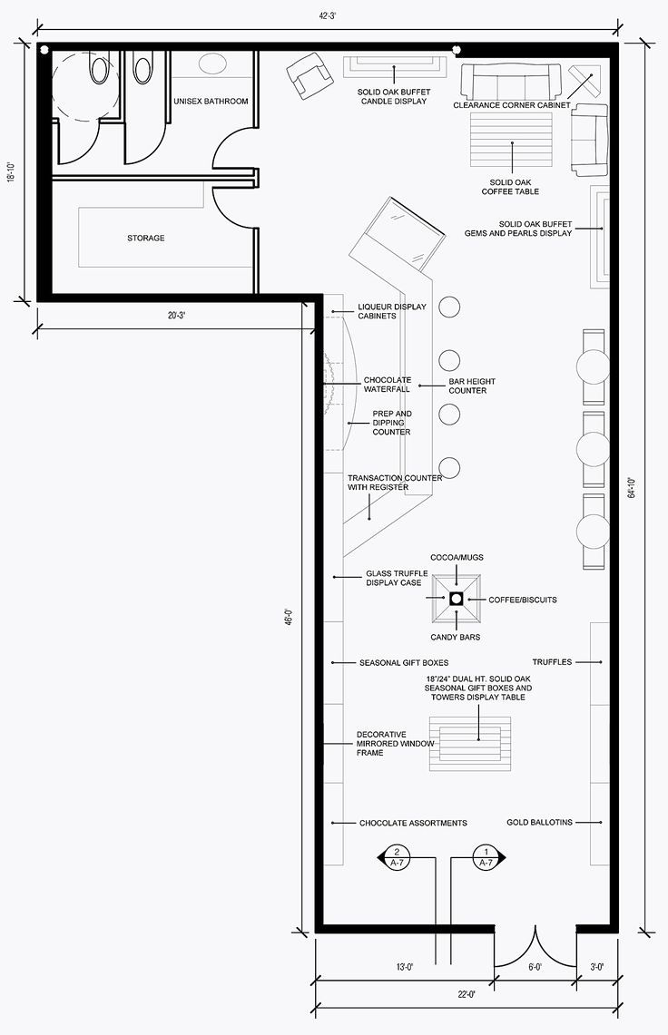 Outstanding Sample Retail Store Floor Plans 1200 x 1861