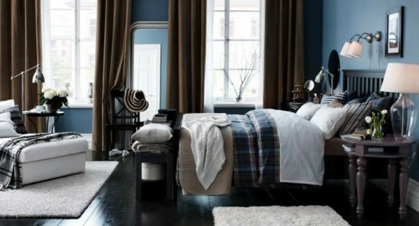 schlafzimmer » moderne schlafzimmer schwarz weiss - tausende ... - Schlafzimmer Schwarz Braun Ikea