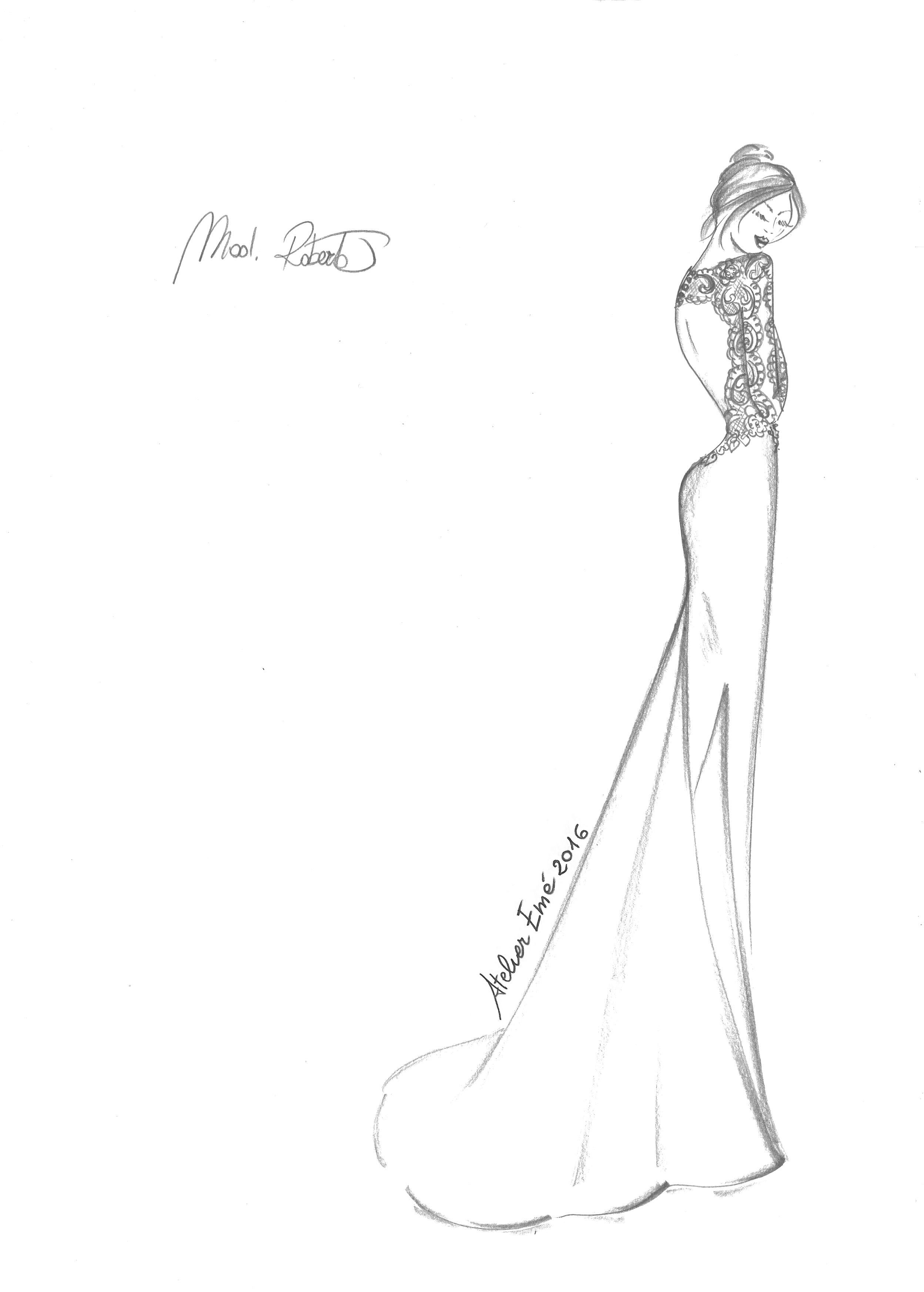Roberta Atelier Em� Fashion Sketches Italy High: Fashion Sketches Italian Wedding Dresses At Websimilar.org