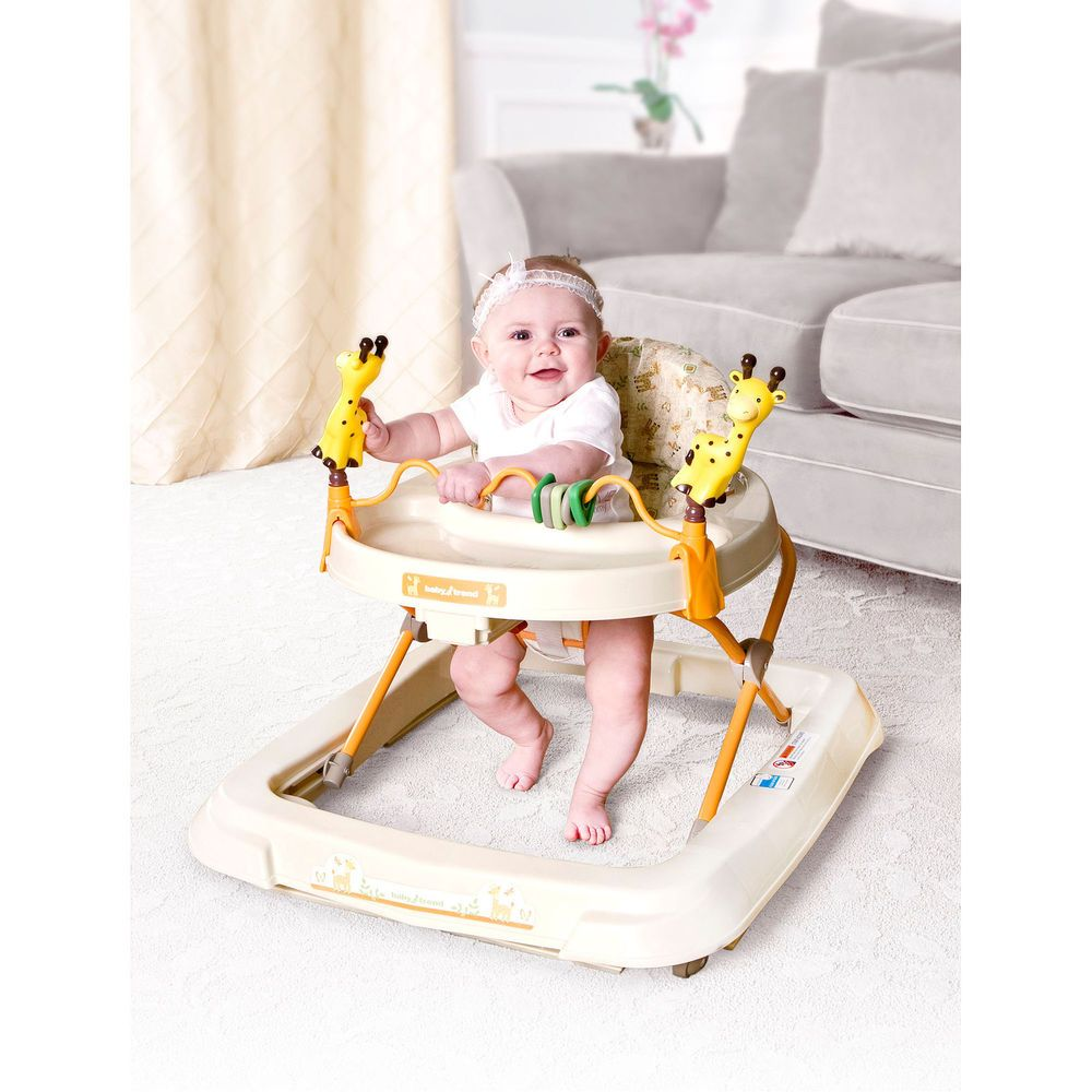Infant Learning Chair Toddler Girls Boys Baby Bouncer Activity Jumper Infant Toy