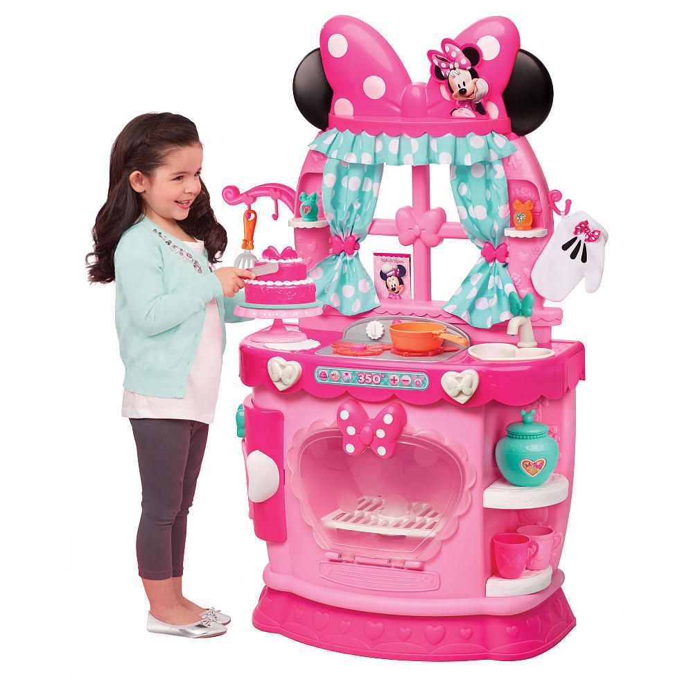 Minnie Mouse Fans Will Have A Fun Tastic Cooking Time With