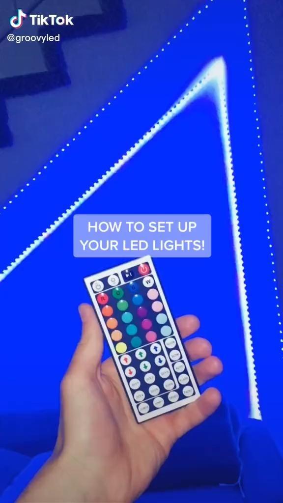 More Led Lights Led Lighting Bedroom Led Room Lighting Led Lighting Diy