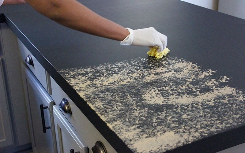Pin By Amy Hoevenaar On Things I Must Do Countertop Makeover