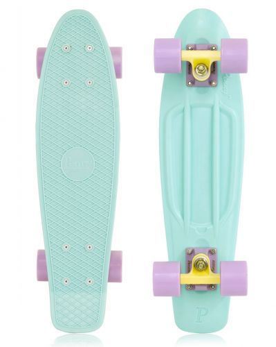 OMG I NEED THIS FOR THE SUMMER! This penny board is so cute and pastel! Unfortunately it's so expensive:(