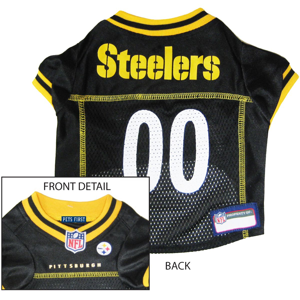 Get your dog prepared for gameday with this substantial-end officially  licensed NFL pet jersey created to match your pet with highest comfort and  durability