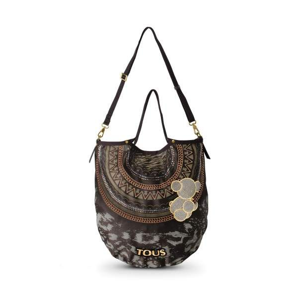 de1297fac TOUS - JODIE ? MARRON SS12 | Bolsos | Bags, Fashion y Handbags