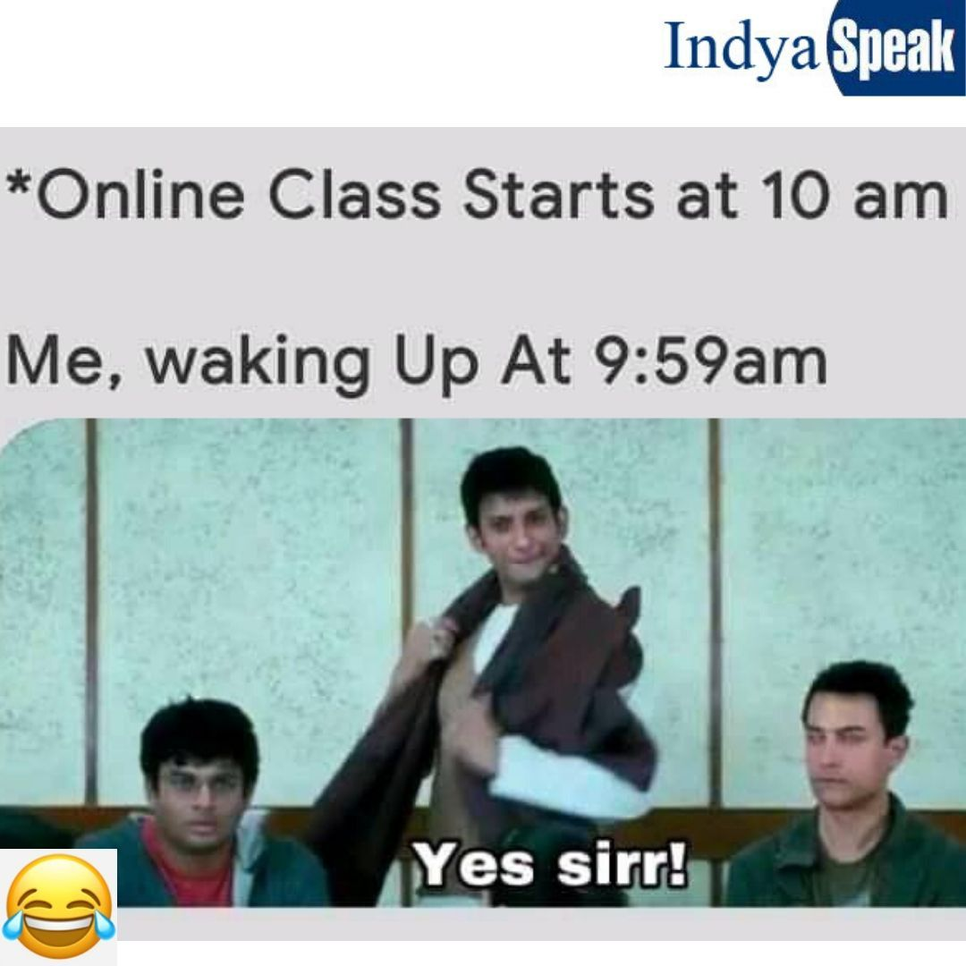 Online classes and me really funny memes latest funny