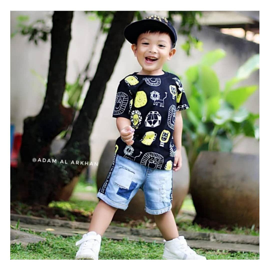 "baju anak impor on Instagram: ""Kaos impor super kece @nakana.kids ada promo  menarik juga loh bunda.. . yuk langsung aja kepoin @nakana.kids"""