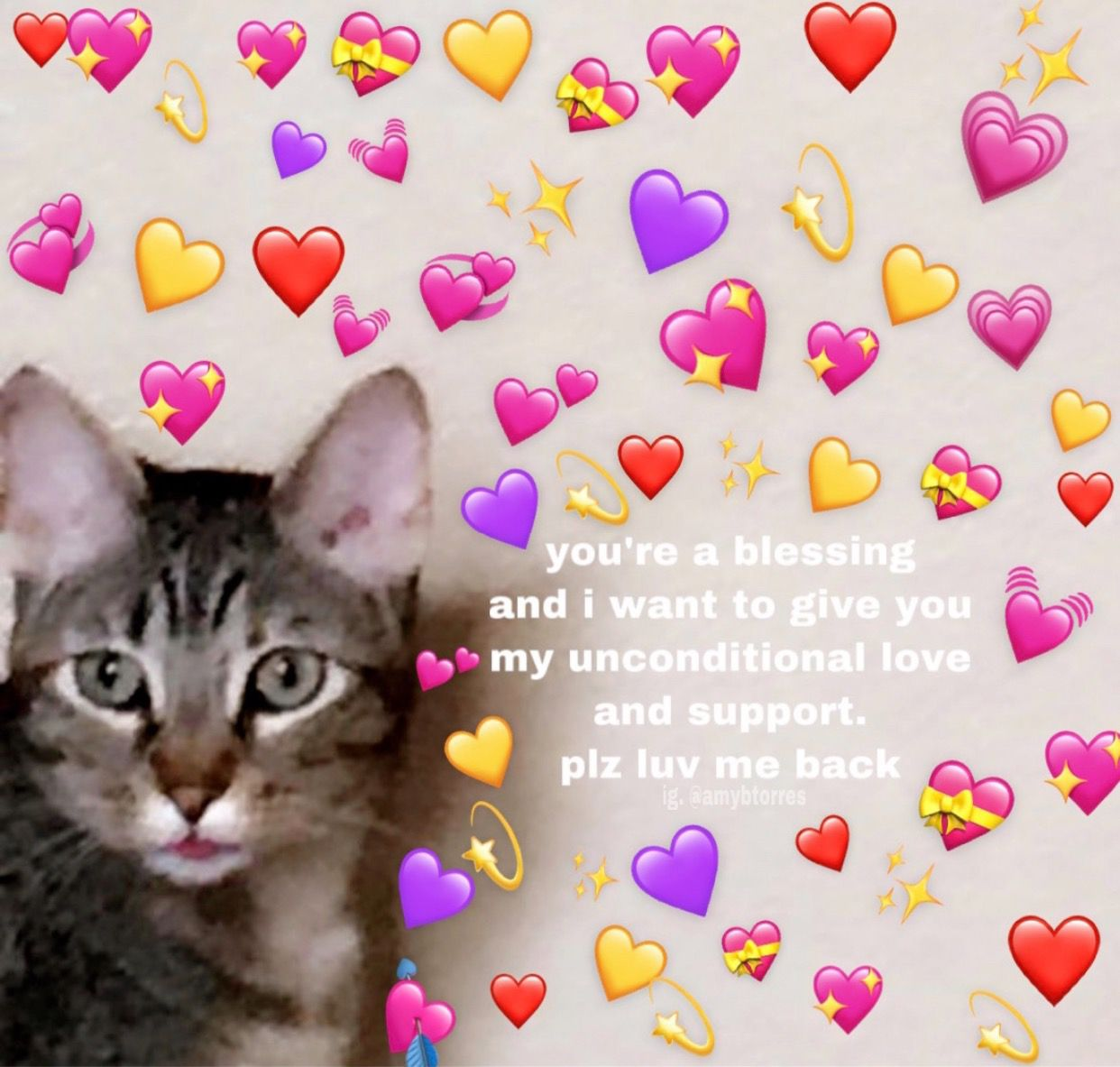 𝘤𝘰𝘴𝘮𝘪𝘤𝘨𝘰𝘵𝘩 ♡ 𝘪𝘨 𝘢𝘮𝘺𝘣𝘵𝘰𝘳𝘳𝘦𝘴 Cute love memes, Wholesome