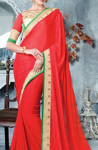 Shop for designer maroon saree @ Rs 3820 !!  #Silksaree #PartyWearSaree #sareeshopping #WeddingSarees #Embroidery