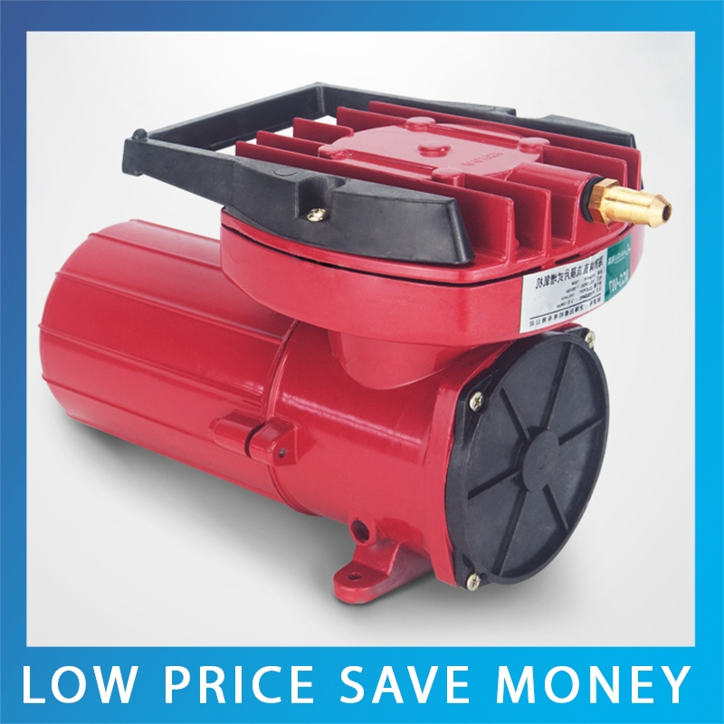56.00$  Watch now - http://alito7.shopchina.info/go.php?t=32769933376 - NEW DC Permanent Magnetic Aerator Air Compressor Pump 135W Hydroponics Pond Oxygen Pump  #shopstyle