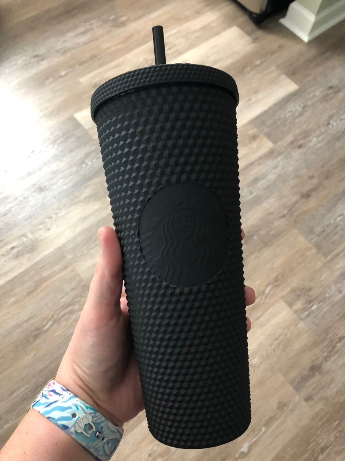 Brand New Sold Out Limited Edition Matte Black Tumbler