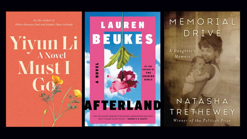 Just released 6 new books that have caught the