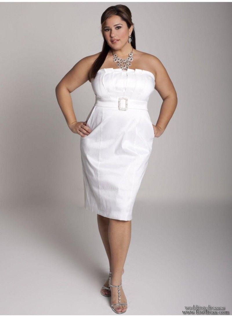 69eddc17056 Cheap All White Plus Size Club Dresses – DACC