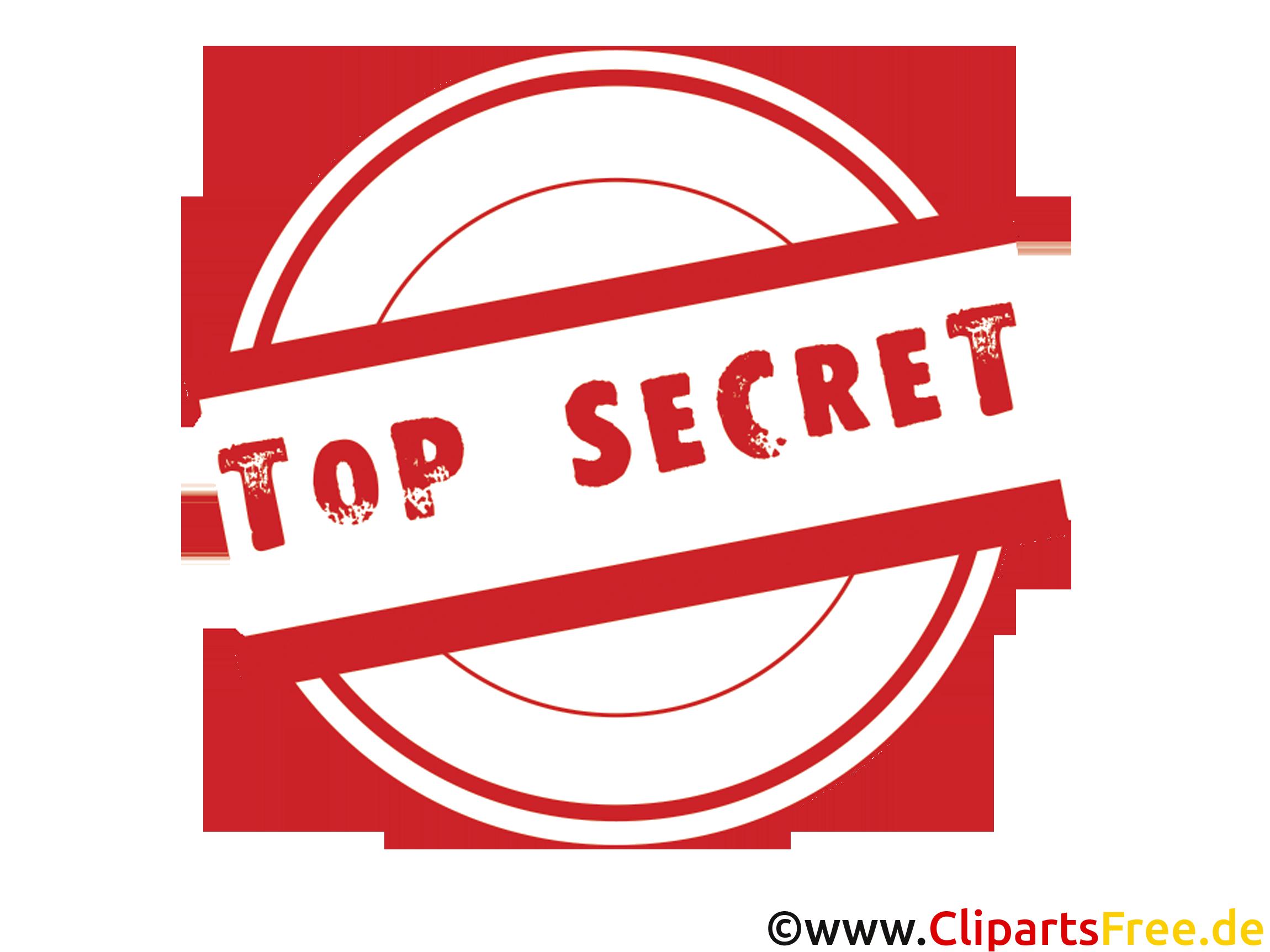 Stempel Schrift Top Secret Stempel Top Secret Schrift