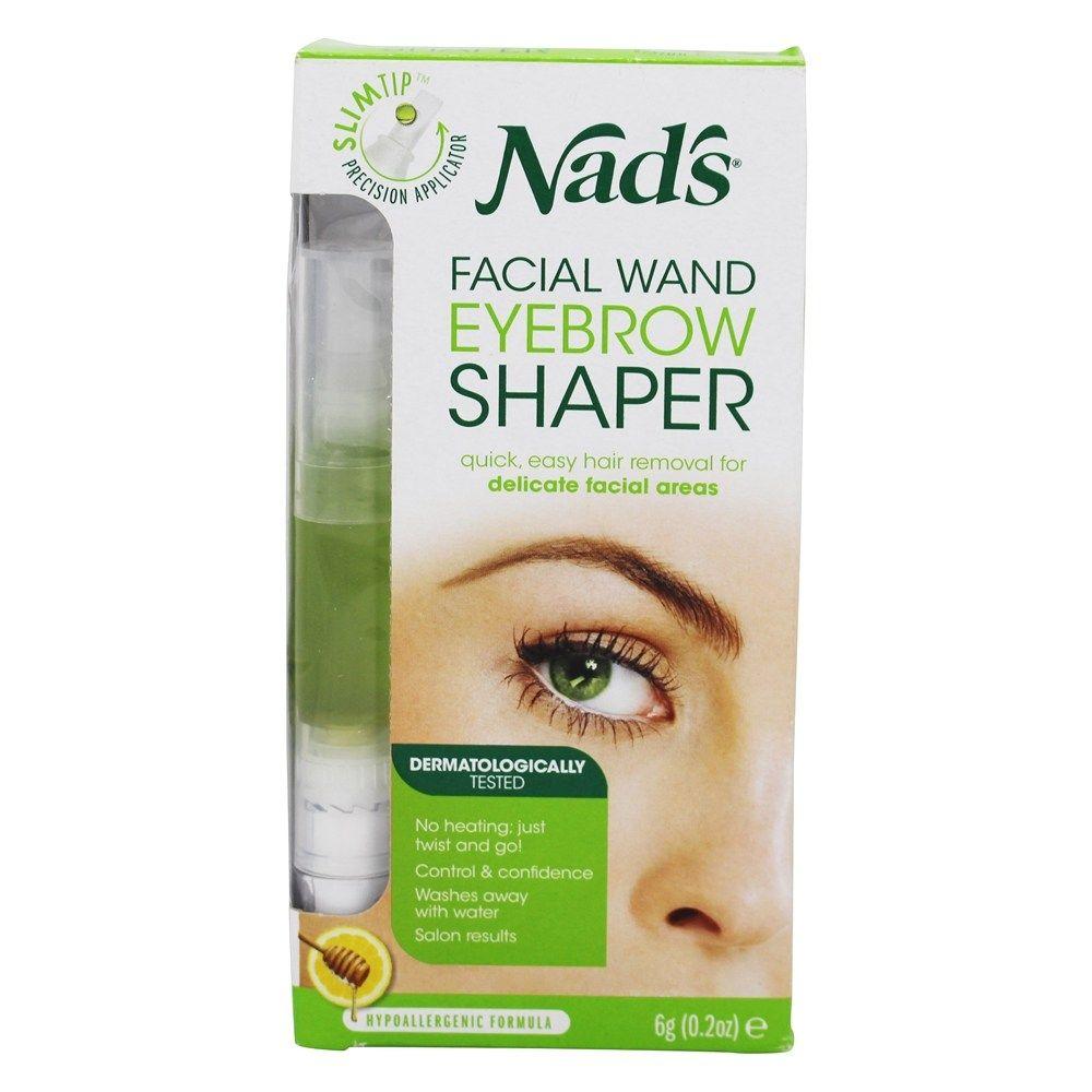 Nad's Facial Wand Eyebrow Shaper 0.2 oz. in 2020