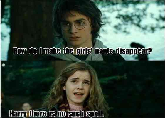 Harry and hermione erotica