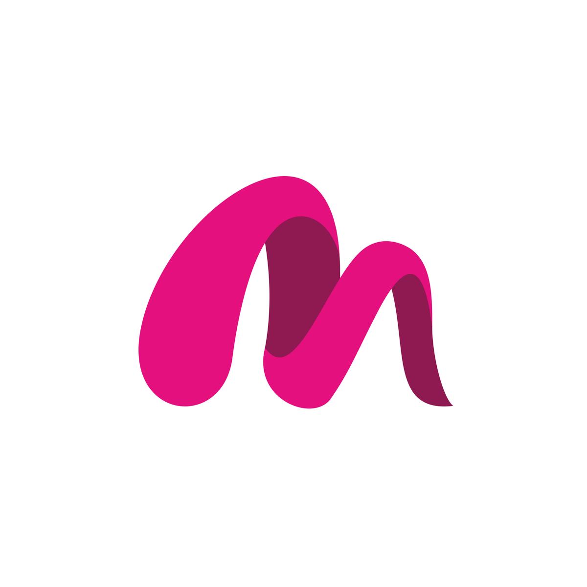 Marcha Fm Logo Spain Letter M Logo Letter Logo Logo Design Art