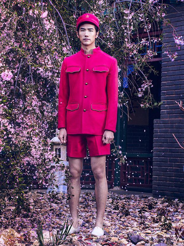 Mao's New Suit by Vikk Shayen