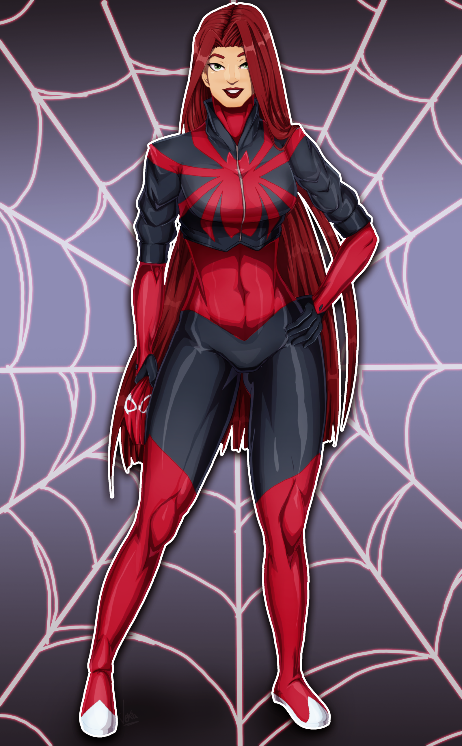 Mary Jane Spider Woman