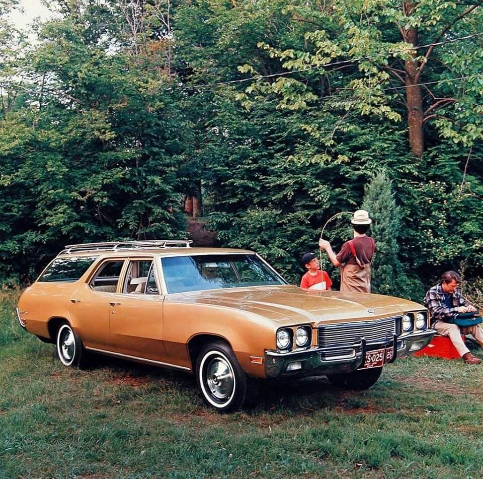 1972 Buick Skylark Sportwagon Buick Skylark Buick Sports Wagon