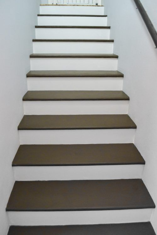 Best How To Makeover Osb Stairs Cheaply Home Projects In 2019 400 x 300
