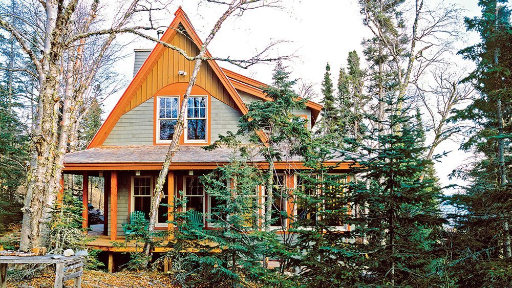 9 Cozy Cabins Under 1 000 Square Feet Cottage Homes Cozy Cabin Cabin