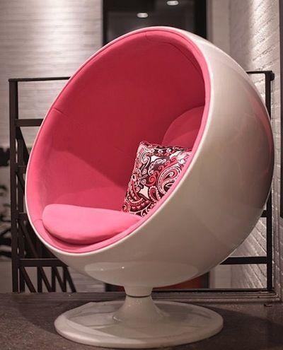 20 Inventos que toda adolescente debería tener Deberes - sillones para habitaciones